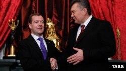 Отношения Украины с Россией крепчают на газовой основе