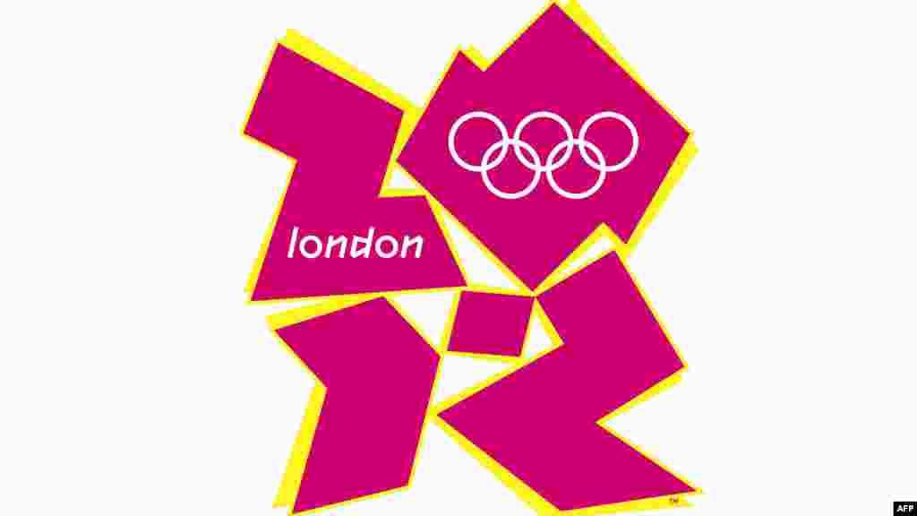 Официальный логотип Олимпийских игр