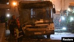 Mesto nesreće, Moskva, 25. decembar