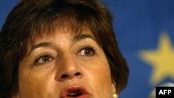 Еуропарламенттің Португалиядан сайланған депутаты Ана Гомес, 17 мамыр 2005 жыл