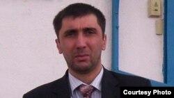 Құқық қорғаушы Вадим Курамшин.