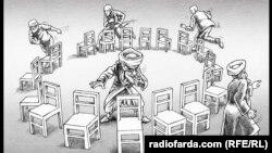 طرح اختصاصی شاهرخ حیدری برای رادیو فردا