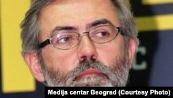 Slavko Ćuruvija (foto: Medija centar Beograd)