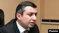 ԴԱՀԿ պետ Միհրան Պողոսյան