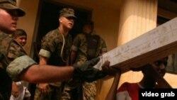 Морские пехотинцы, архивное фото