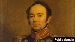 Граф Арсений Андреевич Закревский. 1812 год