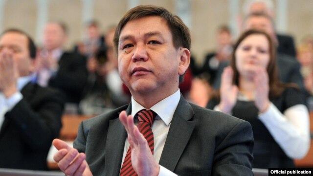 Эркин Алымбеков