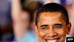 باراک اوباما از حمايت ۲۷۶ نماينده عالی برخوردار است. (عکس:AFP)