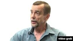 Human rights activist Lev Ponomaryov