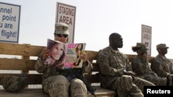 Ushtarë të Amerikës në Afganistan
