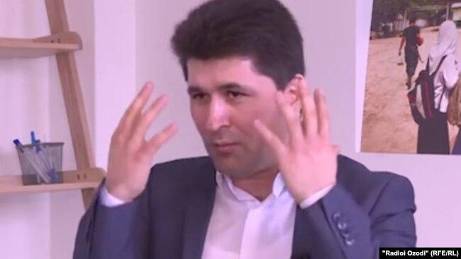 Шарофиддин Гадоев