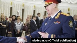 Глав Следкома РФ Александр Бастрыкин