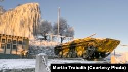 Военный мемориал в Нагорном Карабахе