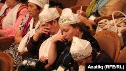 Татар хатын-кызлары җыены, архив фотосы