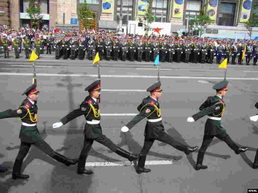 Загальний бюджет військового свята – 15,9 мільйонів гривень, повідомляють в Міноборони України.