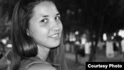 Александра Живковиќ, проектен координатор во Младински образовен форум.