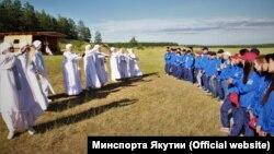 Республиканские VII спортивные игры в Якутии
