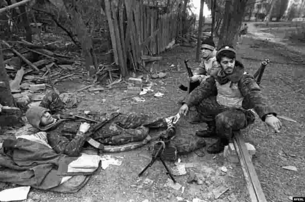 Photographing The First Chechen War #4
