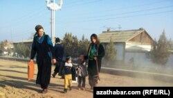 Türkmen raýatlary