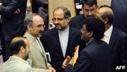 هیئت نمایندگی ایران در سازمان ملل در حال رایزنی با نمادگان دیگر کشورها