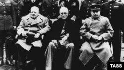 Операция «Аргонавт»: как Ялтинская конференция в Крыму повлияла на судьбу мира (фотогалерея)