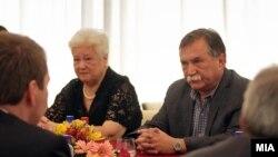 Комисијата за 24 декември, пред претседателот Борче Давитковски да си даде оставка.