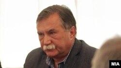 Борче Давитковски.