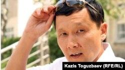 Абзал Құспанов, Батыс Қазақстан облысы адвокаттар алқасының мүшесі. Алматы, 13 маусым 2011 жыл.