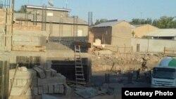 Незаконное строительство.