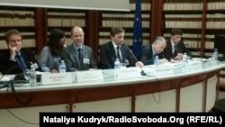 Під час конференції у Римі, 13 листопада 2017 року