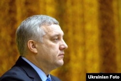 Former SBU chief Oleksandr Yakymenko was appointed by Kremlin-friendly President Viktor Yanukovych and was widely suspected of being an FSB plant.