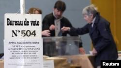 رای گیری در فرانسه