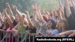 Фотохроніка українських фестивалів останніх років