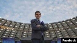 Корреспондент телеканала «Настоящее Время» в Киеве Владимир Рунец.