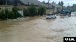 Жалал-Абаддын Сузак районундагы сел, 4-июнь.