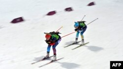The Roza Khutor resort was used for last month's Sochi Winter Olympic Games. (file photo)