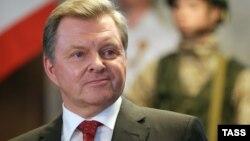 Повноважний представник президента Російської Федерації у Криму Олег Белавенцев