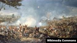 Битва при Ватерлоо, 18 июня 1815 года