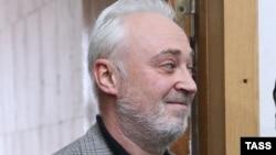 """Бывший глава государственной корпорации """"Роснано"""" Леонид Меламед"""