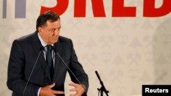 Millorad Dodik - foto arkivi