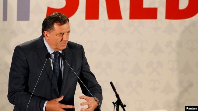 Ne postoji zakon koji kaže da BiH ima imovinu: Milorad Dodik