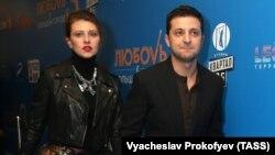 Олена і Володимир Зеленські в Москві (архівне фото 2013 року)