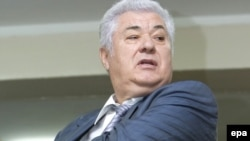 Mistake-prone? Communist President Vladimir Voronin