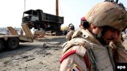 Jedan od samoubilačkih napada u Bagdadu, ilustrativna fotografija