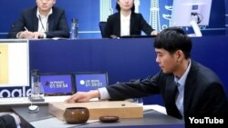 Sedol vs. AlphaGo