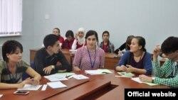 Татар теле һәм әдәбияты олимпиадасында катнашучылар