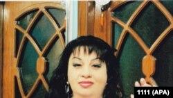 Azerbaijan -- Singer Maral Tahirgizi