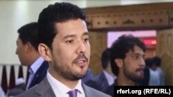 عتیق الله نصرت رئیس عامل هیئت رهبری اتاق تجارت و صنایع افغانستان