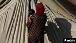 Чыгыш Ливан тараптагы Сириянын чек арасында. 09.9.2013.