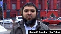 Муродалі Халімов. Київ, 2018 рік